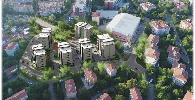 TOKİ'den İstanbul Güngören'de 1+1 ile 2+1 planında 224 konutun ihalesi yapıldı