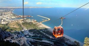 Türkiye'nin en popüler tatil bölgeleri...
