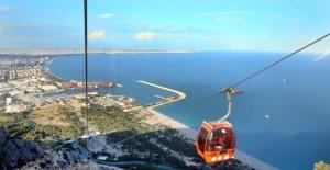 Türkiye'nin en popüler tatil bölgeleri Ege ve Akdeniz'de